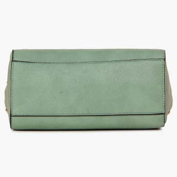 MAX Pebble Grain Texture Sling Bag
