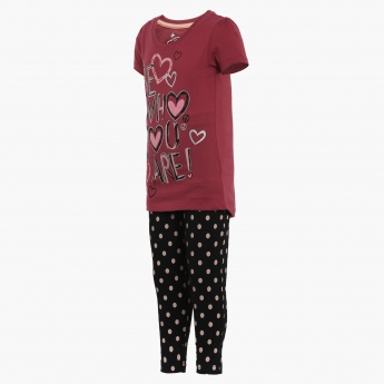 MAX Sleepwear Pyjama Set