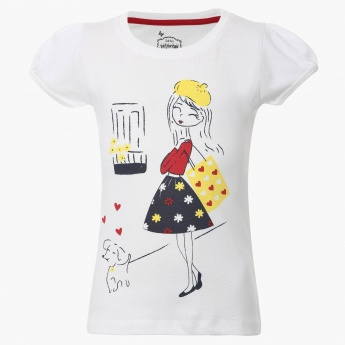 MAX Puppy Love Top