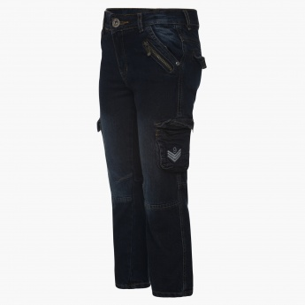 MAX Pocketed Slim Fit Jeans