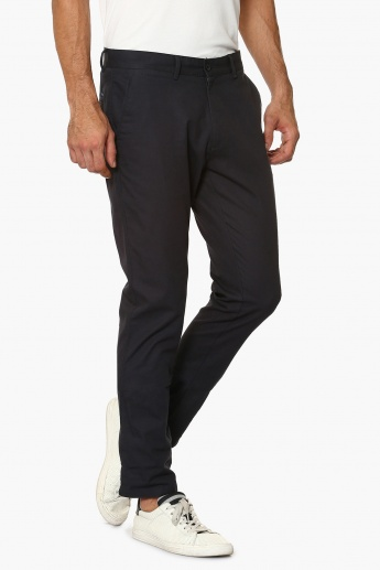 MAX Solid Pocketed Pants