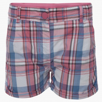 MAX Plaid Shorts