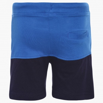 MAX Two Tone Pocketed Shorts