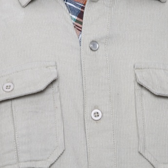 MAX Corduroy Full Sleeves Shirt