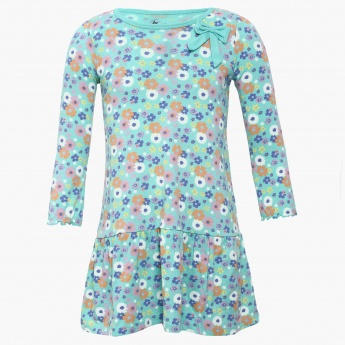 MAX Floral Print Sleep Dress