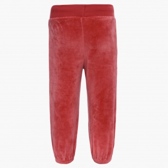 MAX Elasticated Ankle Velvety Pants