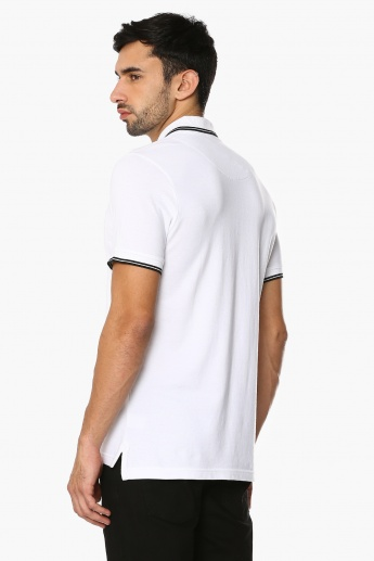 MAX Polo Neck T-Shirt
