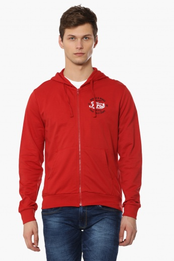 MAX Zip-Up Hoody