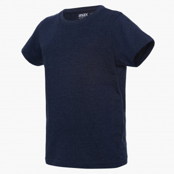 MAX Solid T-Shirt