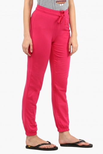 MAX Solid Elasticated Ankle Pyjamas