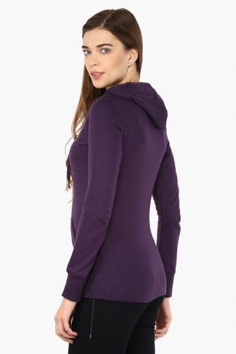 MAX Zip-Up Hooded Jacket