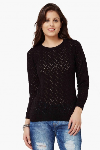 MAX Ridges Loop Sweater