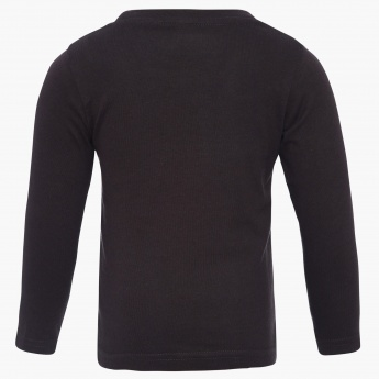 MAX Chest Imprint Full Sleeves T-Shirt