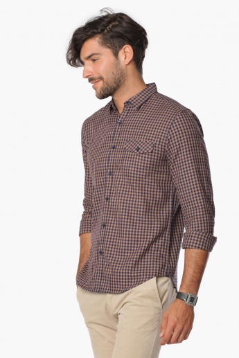 MAX Regular Fit Full Sleeves Shirt