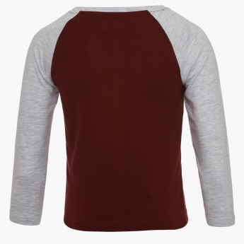 MAX Raglan Sleeves T-Shirt