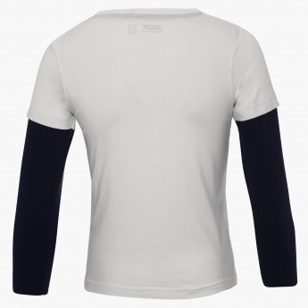 MAX London Full Sleeves T-Shirt