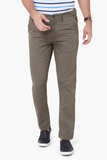 4b6bbf40b6a MAX Solid Semi-Formal Pants