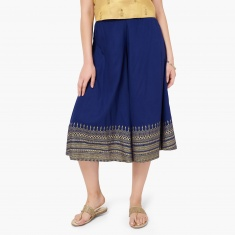 MAX Gold Placement Border Culottes