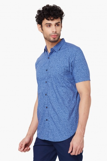 MAX Printed Short Sleeve Shirt