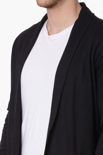 MAX Front Open Full Sleeves Shrug
