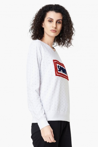 MAX Start Now Full Sleeves Sweatshirt