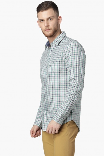 MAX Checkered Full Sleeves Shirt