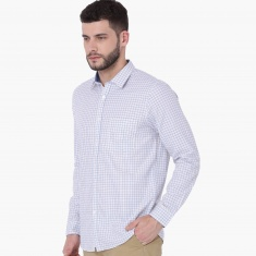 MAX Checkered Patch Pocket Shirt