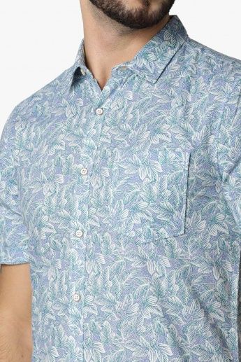 MAX Printed Half Sleeves Shirt