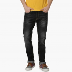 MAX Straight Cut Regular Fit Jeans