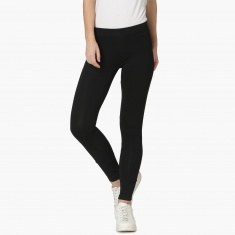 MAX Solid Stretch Leggings