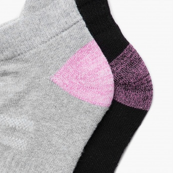 MAX Printed Ankle Socks - Pack of 2 Pcs.