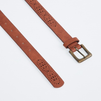 MAX Women Textured Belt