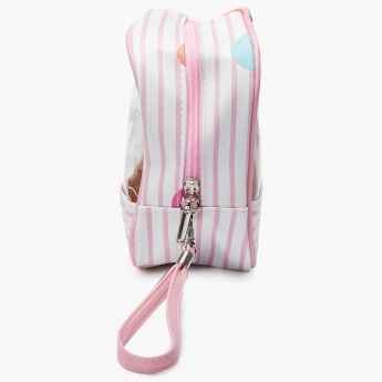 MAX Printed Toiletry Pouch Set- 2 Pcs.
