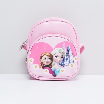 MAX Frozen Animation Print Backpack