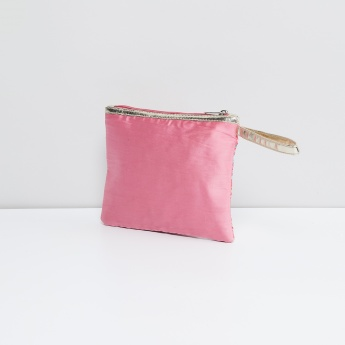 MAX Printed Zip Closure Pouch