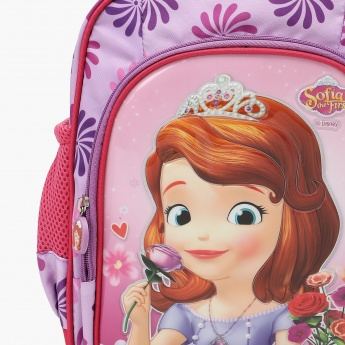 MAX Cartoon Print Backpack