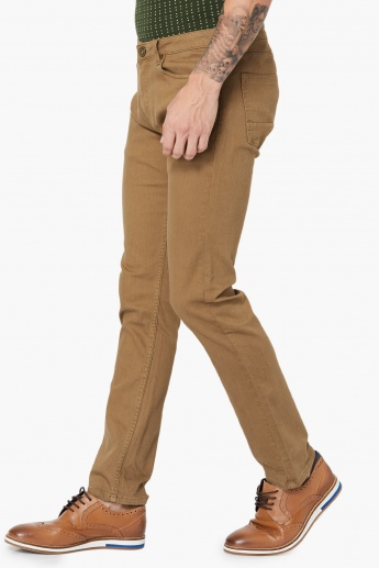 MAX Slim Fit Stretchable Jeans