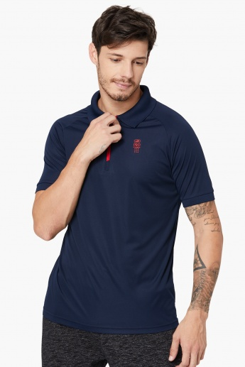 MAX Polo T-shirt with Zipper