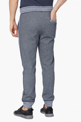 MAX Patterned Drawstring Joggers