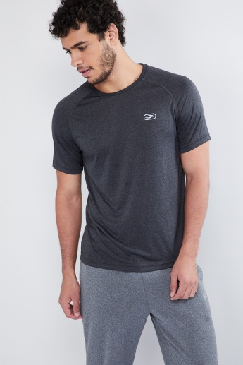 MAX Solid Raglan Sleeve Training T-shirt