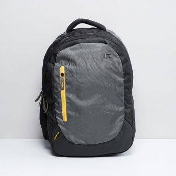 MAX Gear Textured Travel Backpack