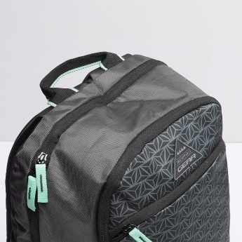 MAX Gear Printed Travel Backpack