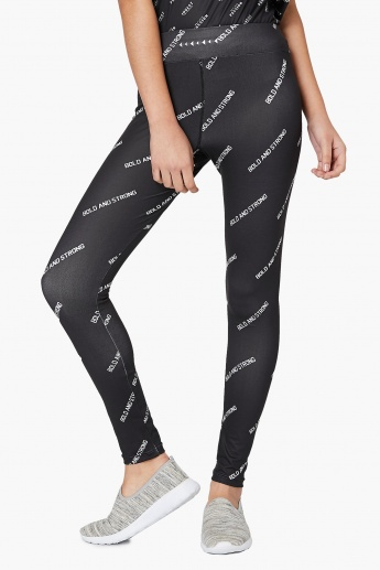 MAX All-Over Print Full Length Tights