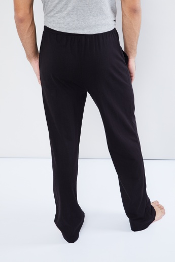 MAX Solid Knitted Trackpants