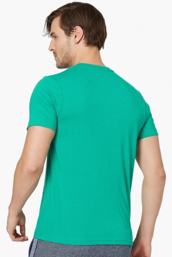 MAX Solid V-Neck T-Shirt