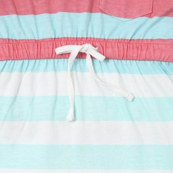 MAX Striped T-Shirt With Pants