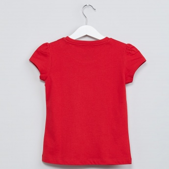 MAX Beautiful Ride Round Neck Top