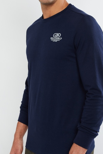 MAX Long Sleeve Crew-Neck T-shirt