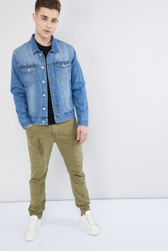 MAX Denim Full Sleeves Jacket