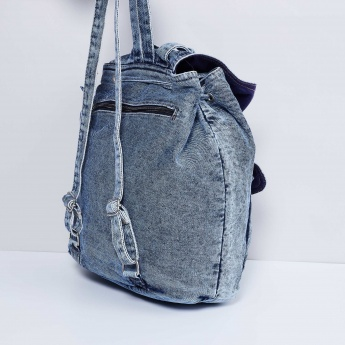 MAX Denim Backpack